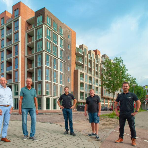 Oplevering Noordeinde persfoto HR_18-08-2020